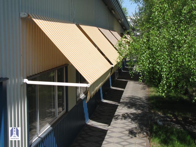 Markiza balkonowa Como